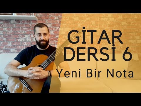 Gitar Notaları Öğrenme (En Kolay Yolu) - Gitar Dersleri 6