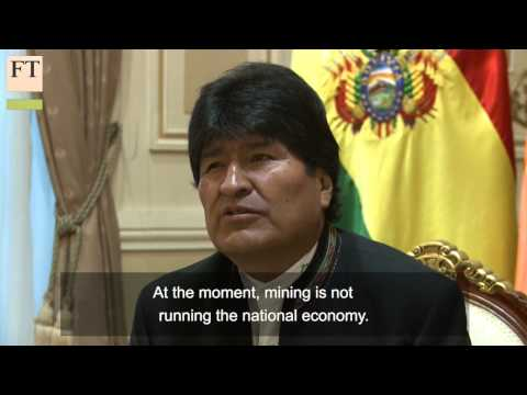 No fourth term plans - Bolivia's Morales