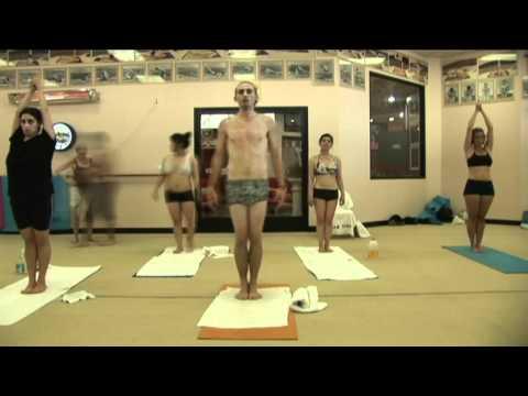Bikram Yoga Time Lapse