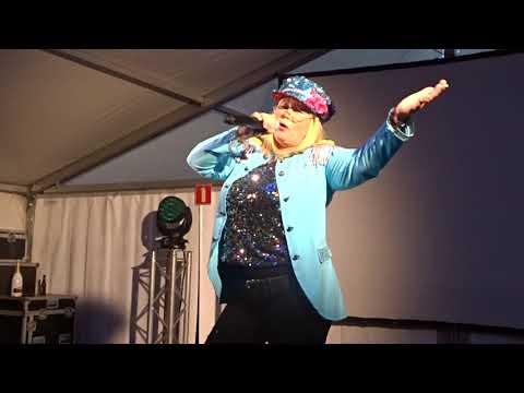 Jettie Pallettie - Ik Wil Met Jou Naar Blankenberge @ Doornzele 17/08/2019