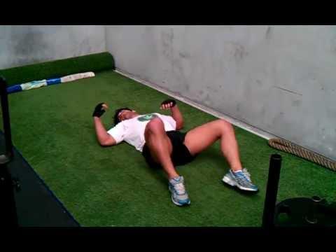 [Adonis Athletics] Wrestling Muscular Endurance Training