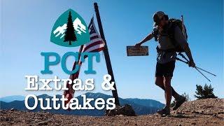 PCT 2018 Thru-Hike: Extras & Outtakes