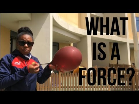 What is a Force? Volleying and Striking Unit