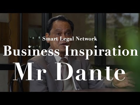 Corporate Video - Business Inspiration Mr Dante Braham - Smart Legal Network