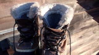 MyKaufman Sorel boots are 40 years old