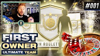 ATTACKER ICON ROULETTE!! - First Owner Ultimate Team! #1