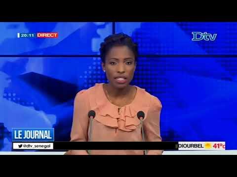 JT Français 20h  du mardi 15 mai 2018