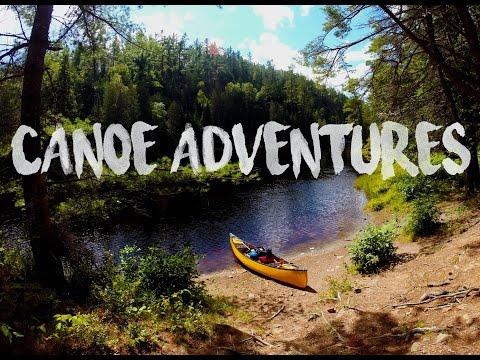GoPro Summer Short - Canoe Adventures
