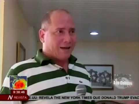 Últimas Noticias Del Huracán y Que Hacen Cubanos al Respecto