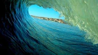 Фото слайд-шоу Природа. Волны.