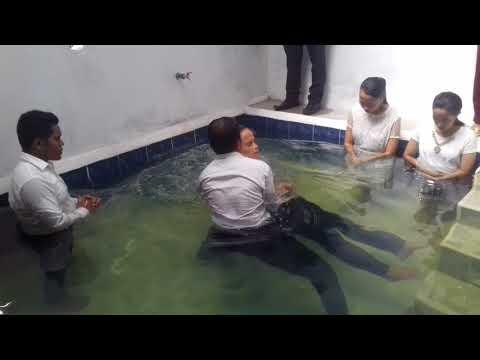 Baptizo@GPdI El Shadday Perawang
