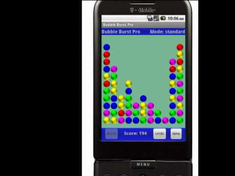 Bubble Burst Free ( Android Games , Android Apps )