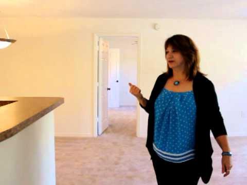 Creekside Park Apartments - Three Bedroom Apartment
