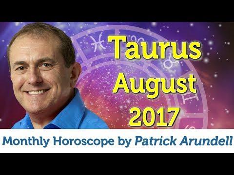 Taurus August 2017 Horoscope