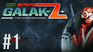 Galak-Z (PS4) - Episode 1 [Space Bugs]