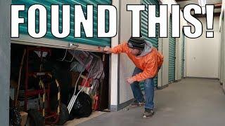 I Bought An Abandonded Storage Auction Locker...
