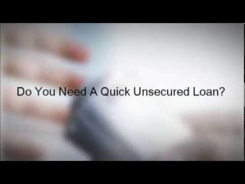 Cheapest Unsecured Loans