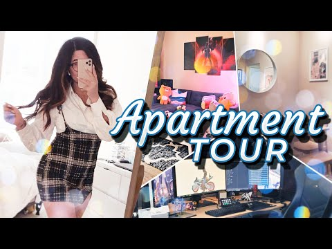 Moving Out at 21 | Apartment Tour