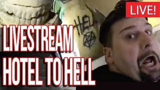 Livestream aus dem HOTEL TO HELL