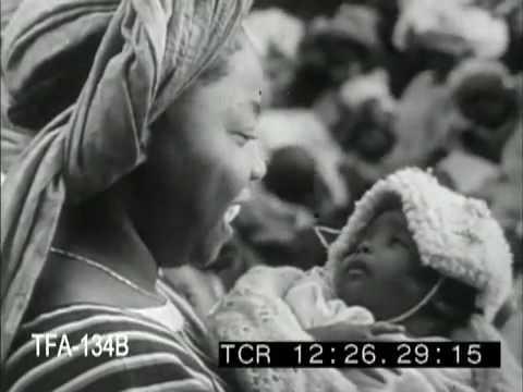 Challenge In Nigeria, 1948
