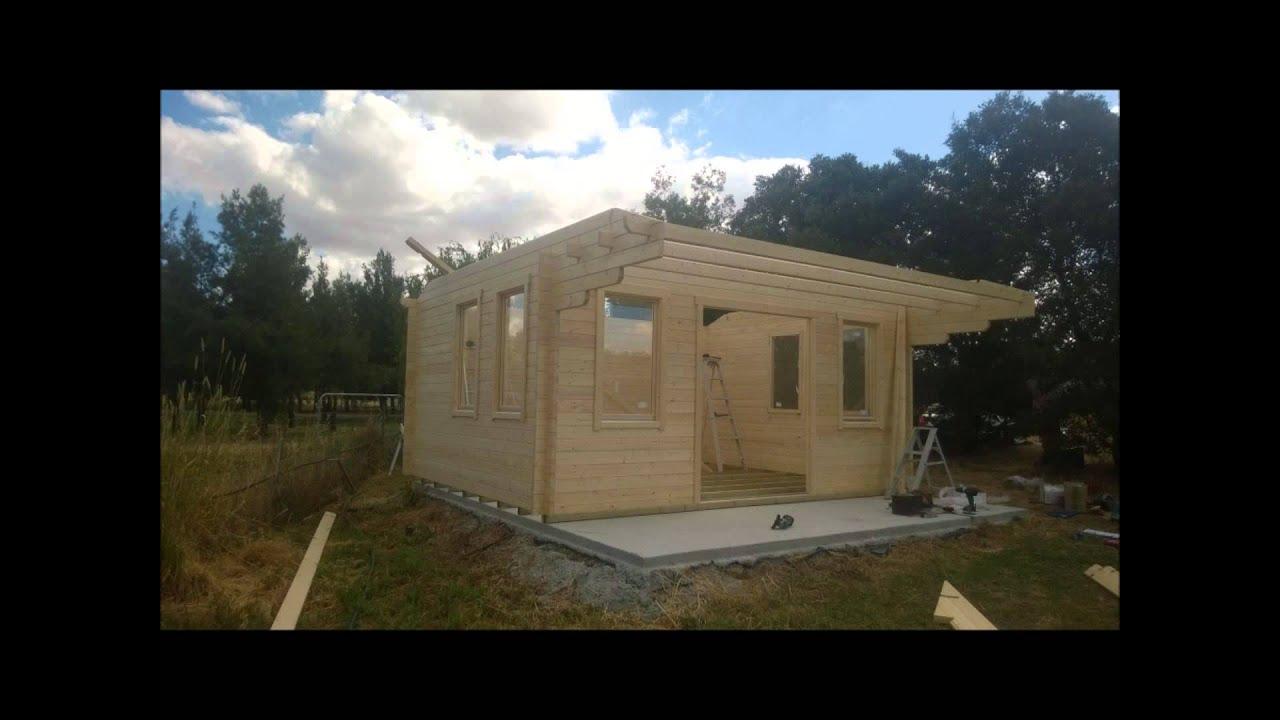 Bungalow Cabin Part - 35: Log Cabin Kit Bungalow