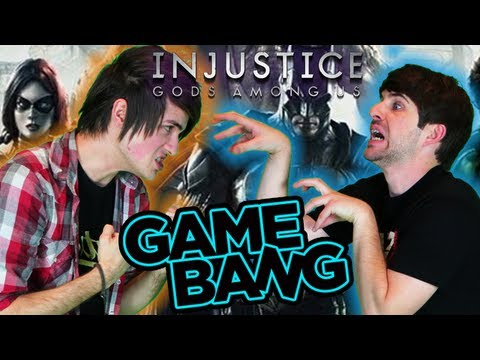 OH THE INJUSTICE! (Gamebang)