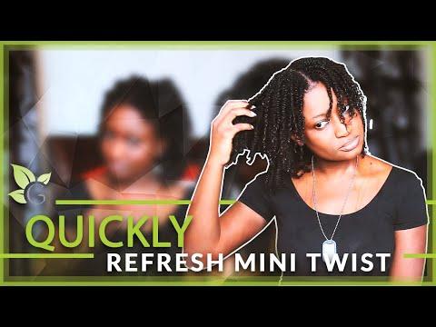 Quickly REFRESH MINI TWIST for longer wear