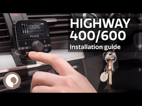 Pure Highway 400/600 - Installation Guide