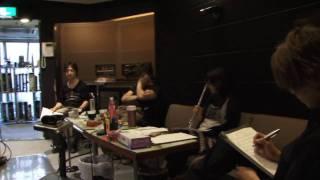 2ndアルバムレコーディングドキュメント Part.6