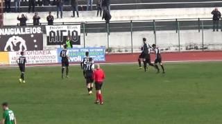 ΠΑΝΑΙΓΙΑΛΕΙΟΣ-ΠΑΝΘΡΑΚΙΚΟΣ 3-0(Το 2-0)