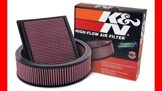 are k air filters worth it