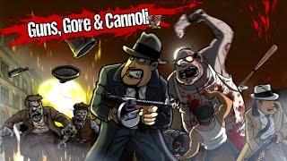 Guns, Gore & Cannoli Full Movie All Cutscenes Cinematic