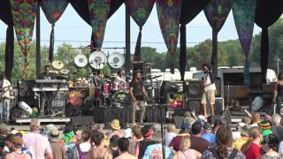 The Wailers - full set - 5-27-16 Dark Star Orchestra Jubilee Thornville, OH HD tripod