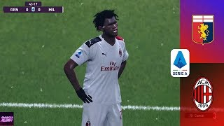 STREAMING - Genoa Vs Milan 7° Giornata Serie A