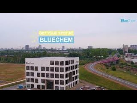 Discover BlueChem, the incubator for sustainable chemistry in Antwerp