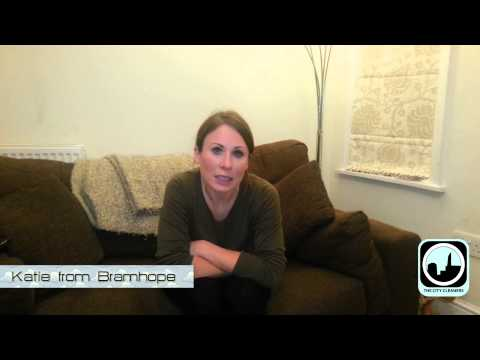 The City Cleaners  - Testimonial by Katie from Bramhope in Leeds