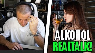REALTALK über Alkohol 🤔 Bald E-Bike statt AMG🤣 ❘ Inscope21 Realtalk