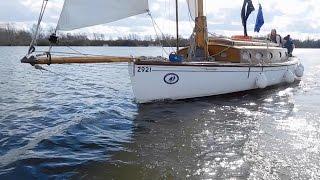 Pathfinder Broads Cruise Sailing Martham Yachts