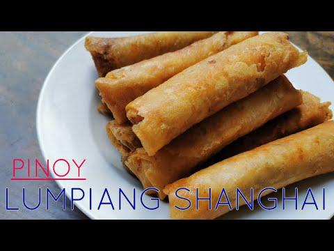 Pinoy Special Lumpiang Shanghai