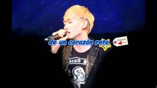 Eunhyuk Ver. Cracks Of My Broken Heart [ERIC BENET] Sub español