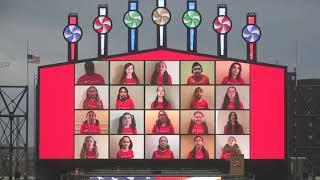 National Anthem At White Sox Game- Campanella Children's Choir
