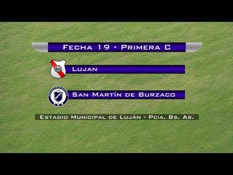 Fecha 19: Luján vs San Martín de Burzaco - EN VIVO