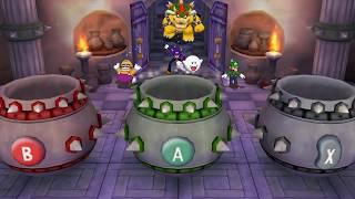 Mario Party 5 minigame: Scaldin