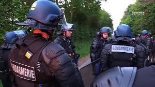 Notre-Dame-des-landes : 2e opération d'expulsions