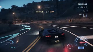"Need for Speed 2015 - ""Lamborghini Aventador"" Drifting Gameplay + Handling Settings"