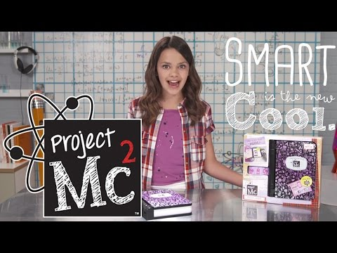 Project Mc² | A.D.I.S.N. Journal | Smart Is The New Cool