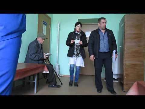 курская область, город обоянь, вот такое отношение с пациентами в городской больнице !!!