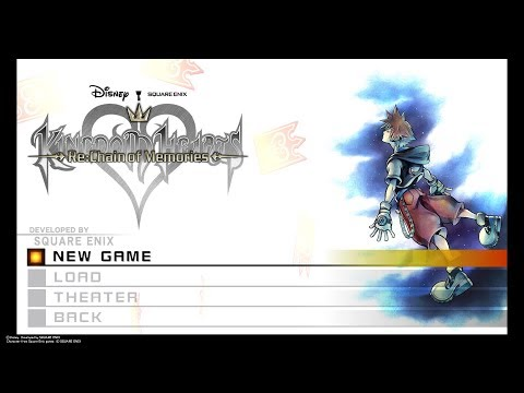 Kingdom Hearts Chain of Memories Sora (All English Cutscenes)