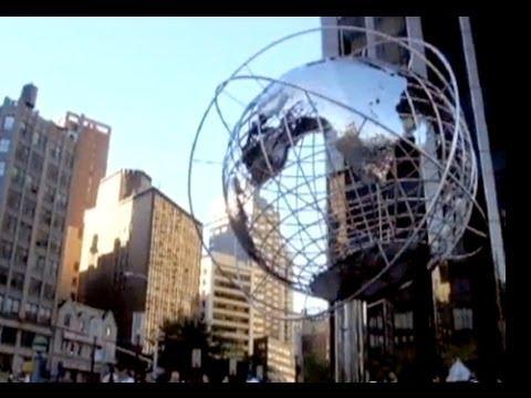 New York World Fair and Columbus Circle