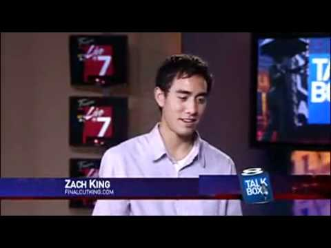 Zach King on the News! - YouTube